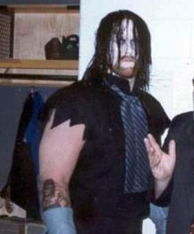 Who is 1 person that is a 100% must to be at Undertaker's ...  Who is 1 person...